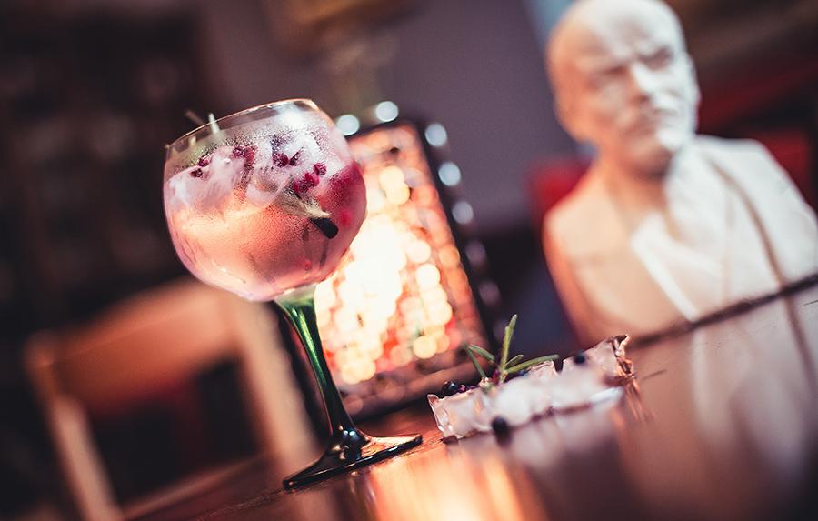 Gin Tonic Cafe Leningad